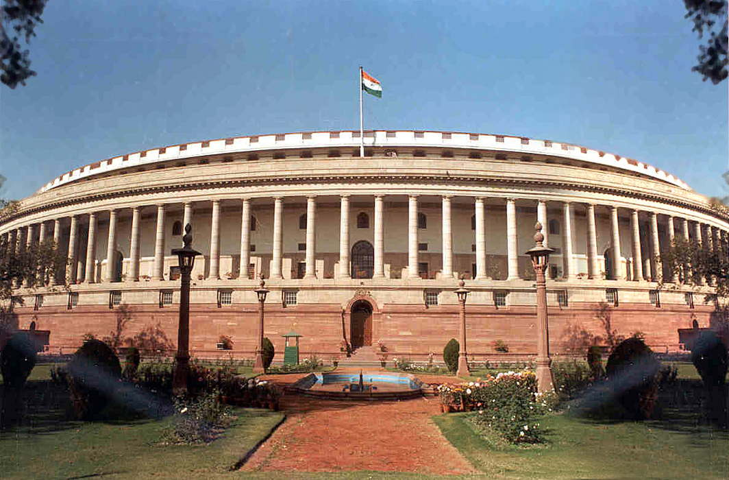 Parliament's most productive monsoon session since 2000 ended Friday