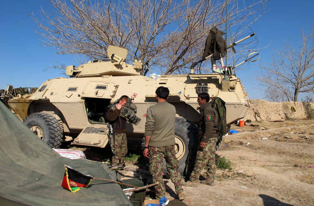 Afghanistan: 52 Killed In Taliban Terror Attacks on Security Forces