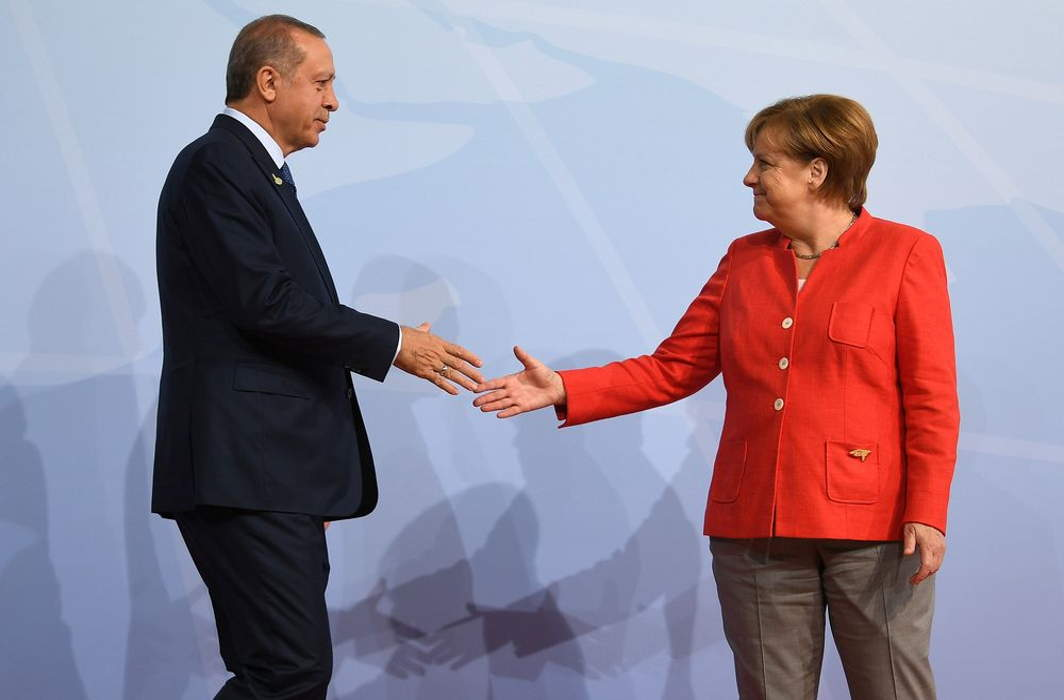 Germany, Qatar extend support for Turkey amid US pressure