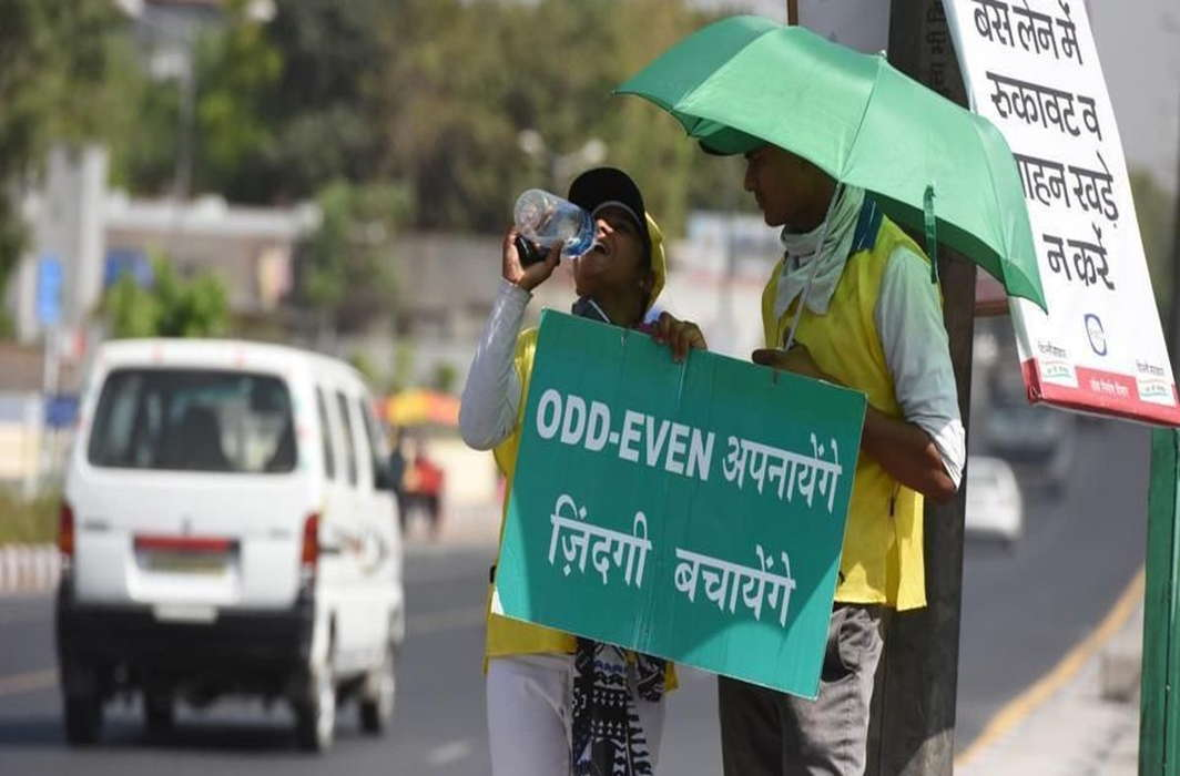 Odd-Even scheme had little impact on air pollution: study