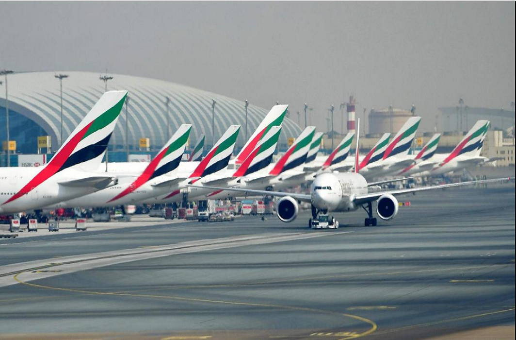 Dubai Airport comes under Yemen's Houthi attack ?