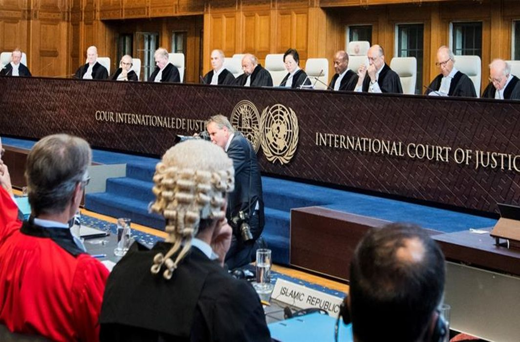 US Challenges ICJ Jurisdiction on Iran's Petition Against Sanctions