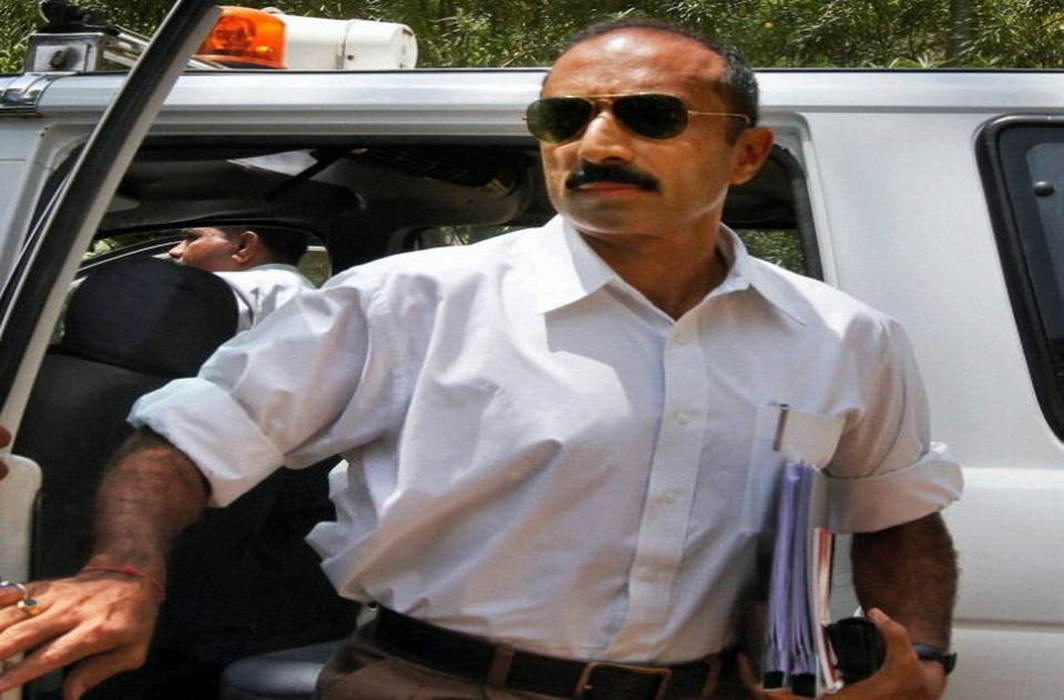Ex-IPS officer Sanjiv Bhatt held for framing a lawyer in narcotics case 22 years ago