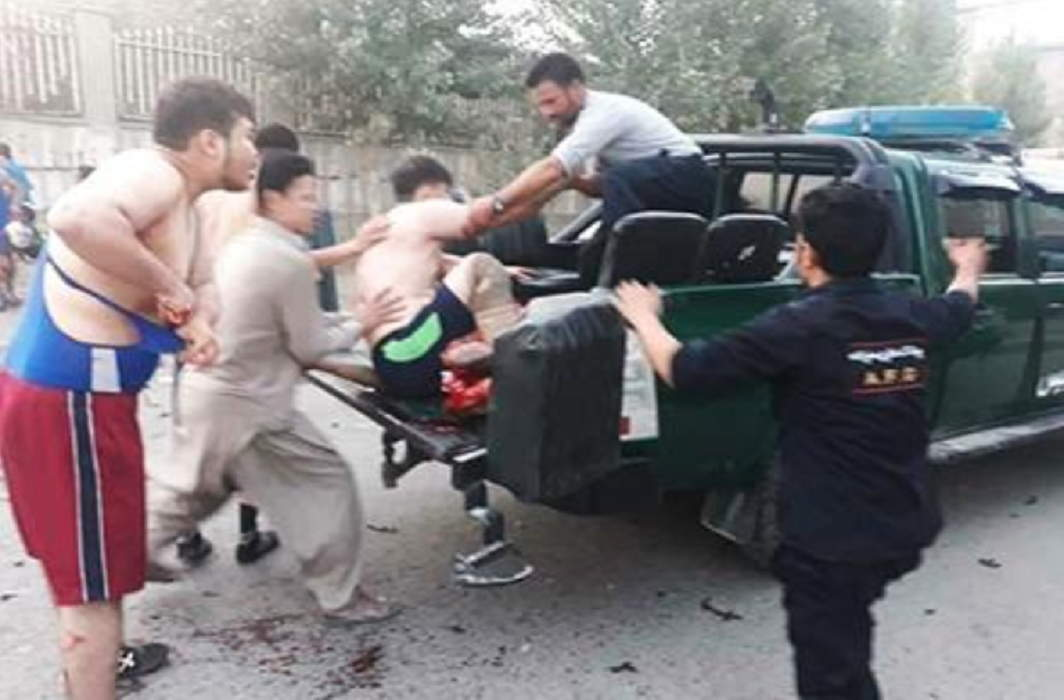 Kabul: Twin Explosions Kill 22, Including 2 Journalists