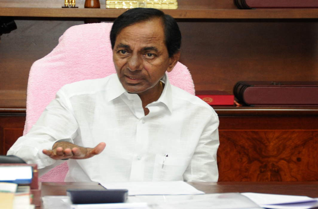 KCR dissolves Telangana assembly 8 months before full term to have polls by year-end