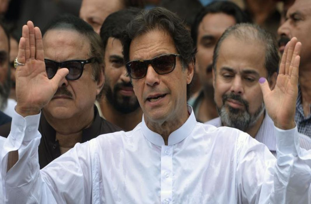 Imran Khan:Pakistan values ties with China,Saudi Arabia