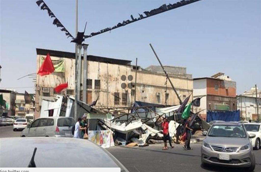 Saudi forces attack Shia-Muharram tents in Qatif