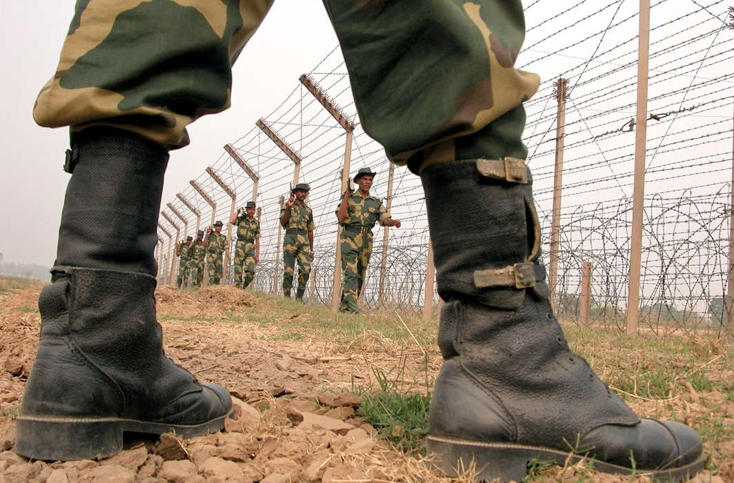 Pakistani troops slit BSF jawan's throat in Jammu, mutilate body
