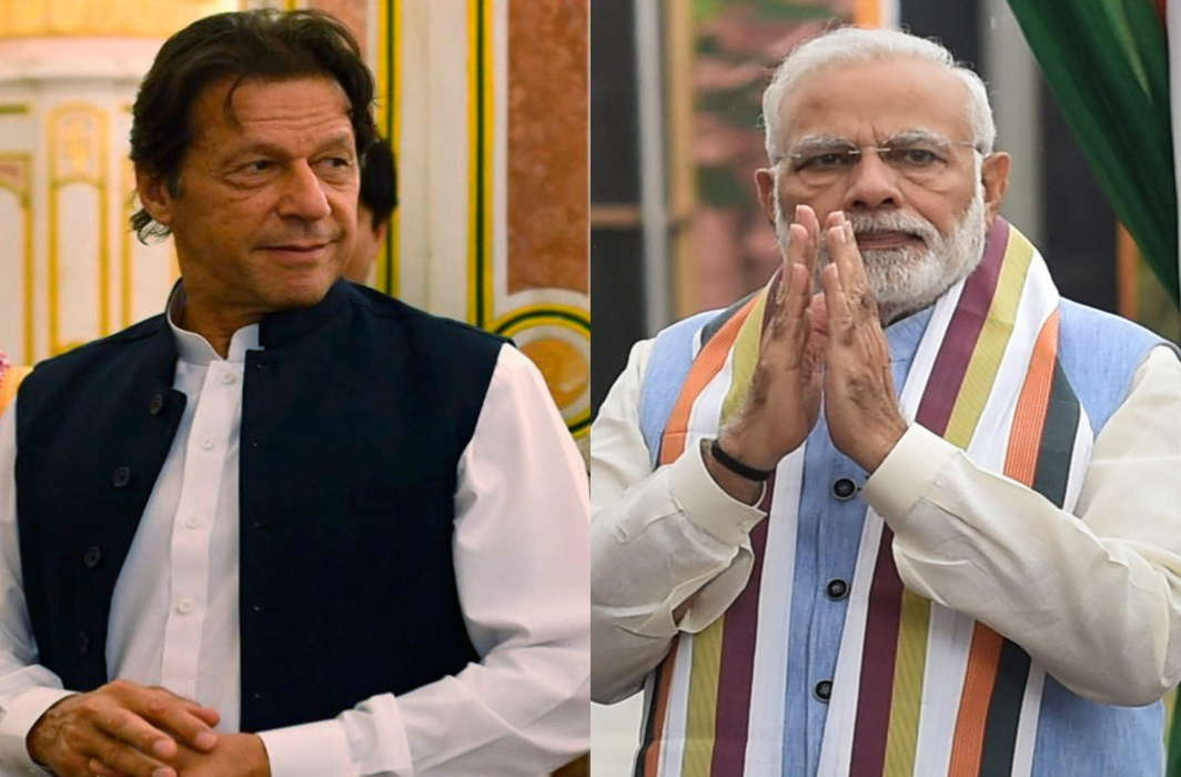 Pak PM Imran Khan writes to PM Narendra Modi, seeks resumption of talks