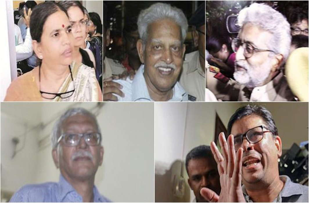 Activists arrests: Supreme Court reserves judgment, asks police to submit case diary by Sep 24