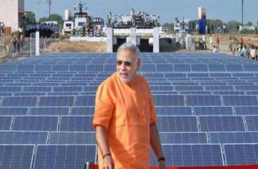 PM Modi Gets UN's Environment Award