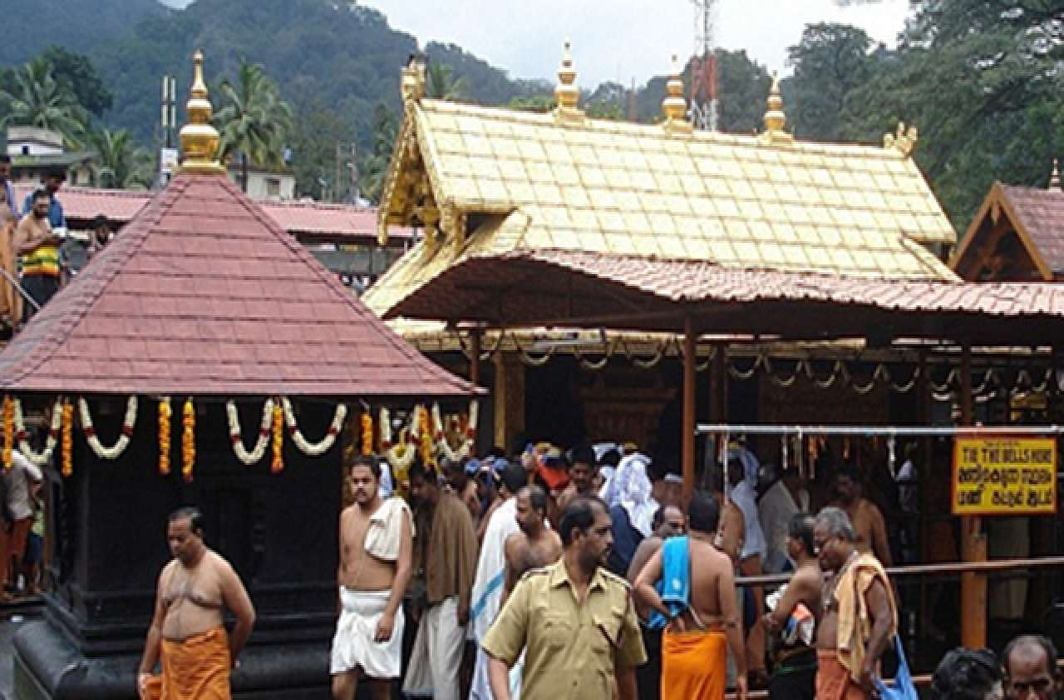 Kerala Government Not To Ask SC to Review Sabarimala Verdict