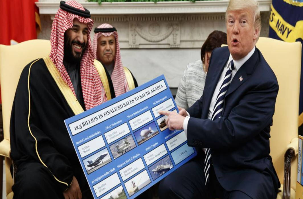 Saudi Crown Prince Love Working with Trump Despite Threats