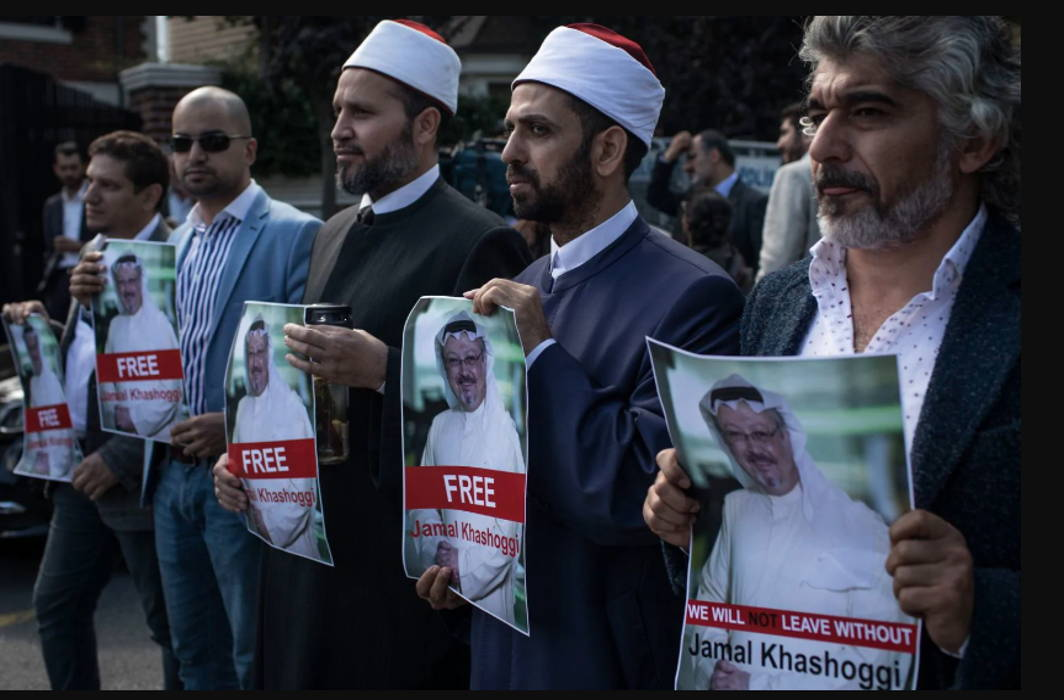 Istanbul: Missing Journalist Khashoggi Killed In Saudi Mission