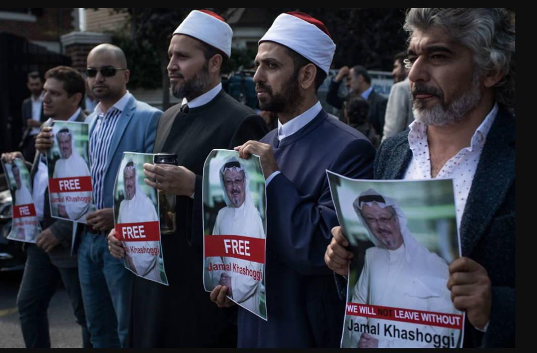 Istanbul: Missing Journalist Khashoggi Killed In Saudi Mission