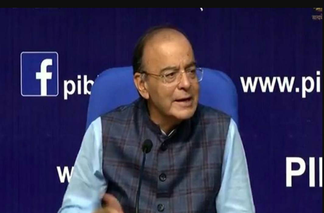 Arun Jaitley: Law Can Restore Linking Aadhar With Phone And Bank