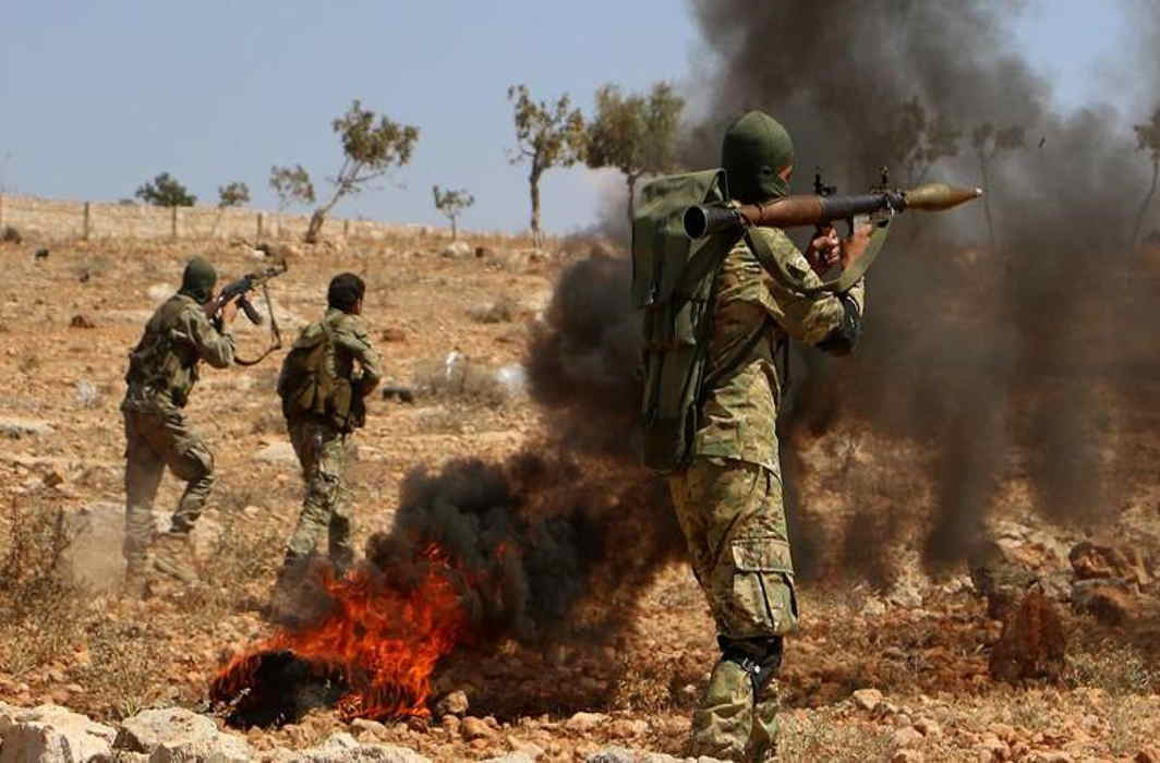 Syria: Terrorists begin withdrawing heavy weapons in Idlib
