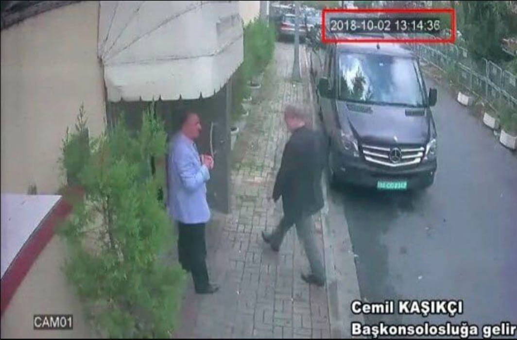 Erdogan asks Saudis to provide video of Khashoggi's departure