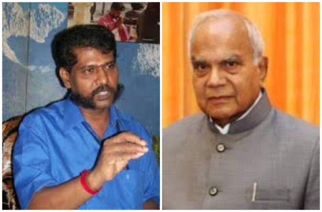 Nakkheeran editor arrested for defaming TN Governor Banwarilal Purohit in sex scandal case