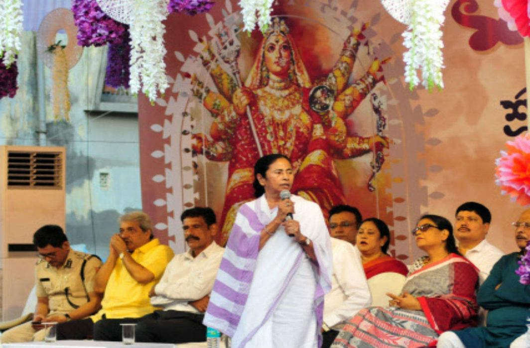 SC to hear plea against Mamata Banerjee granting govt fund for Durga Puja committees