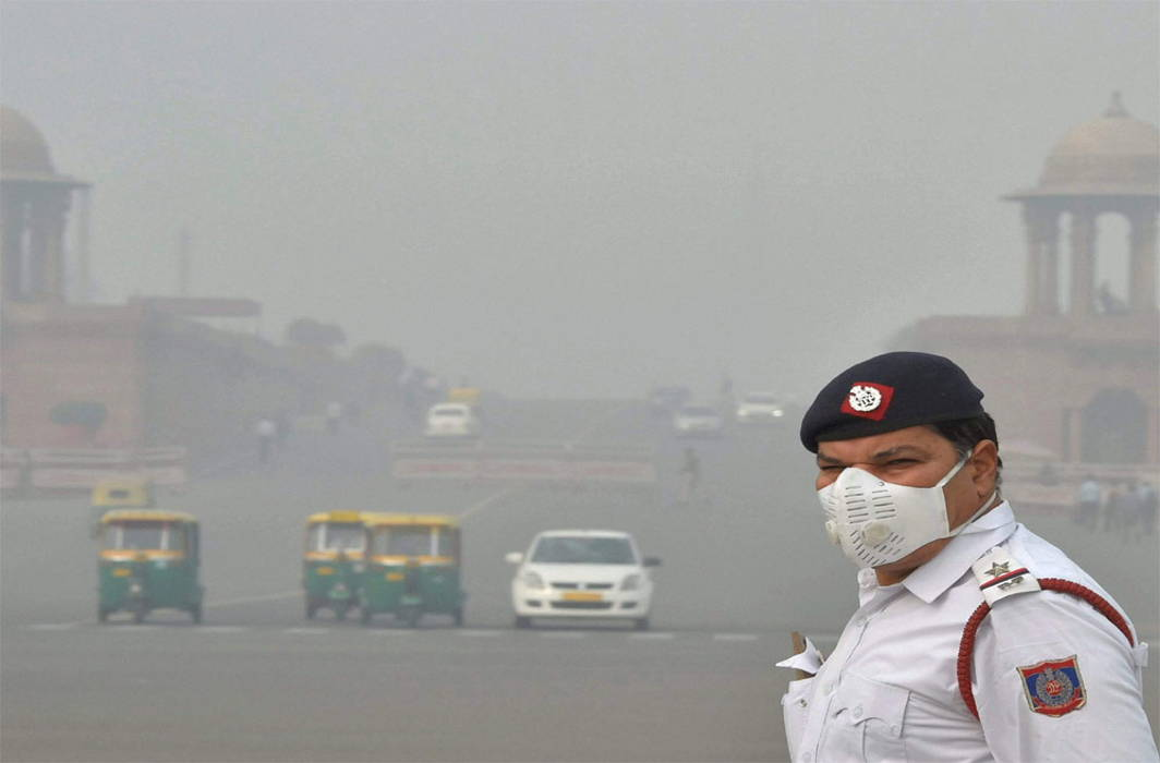 Delhi air quality deteriorates to Very Poor, on way to Severe