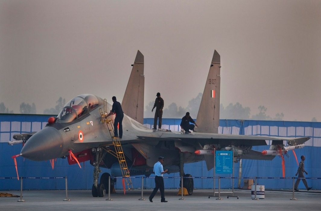 Buying fighter jets from abroad cheaper than manufacturing them at HAL, says Def Min