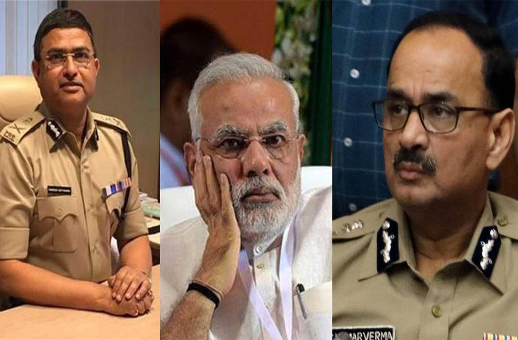 Modi Govt sends CBI chief Alok Verma on compulsory leave, he moves SC