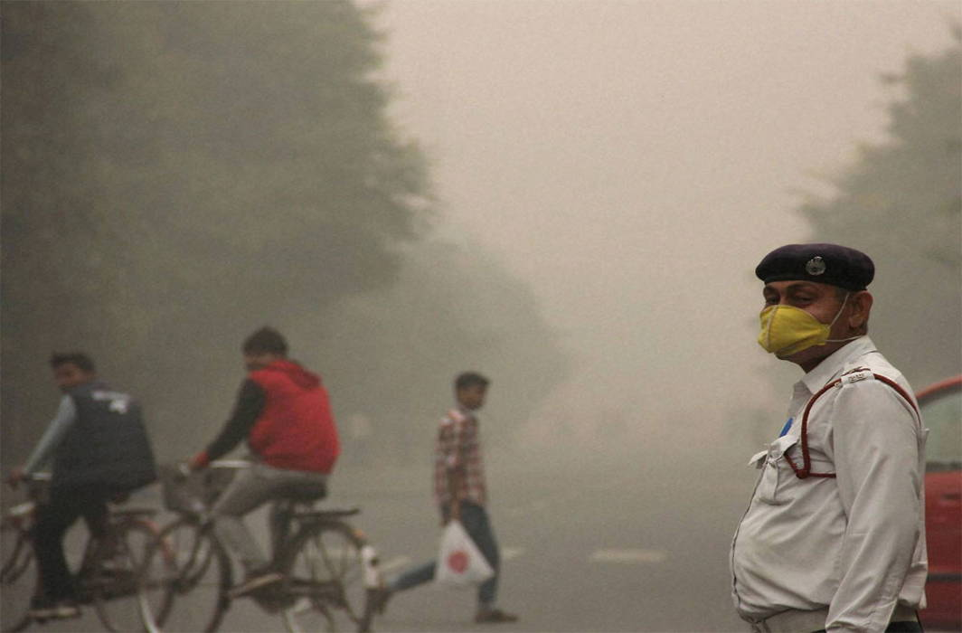 Best fitness regime is to stay indoors, says CPCB as air quality dips in Delhi-NCR