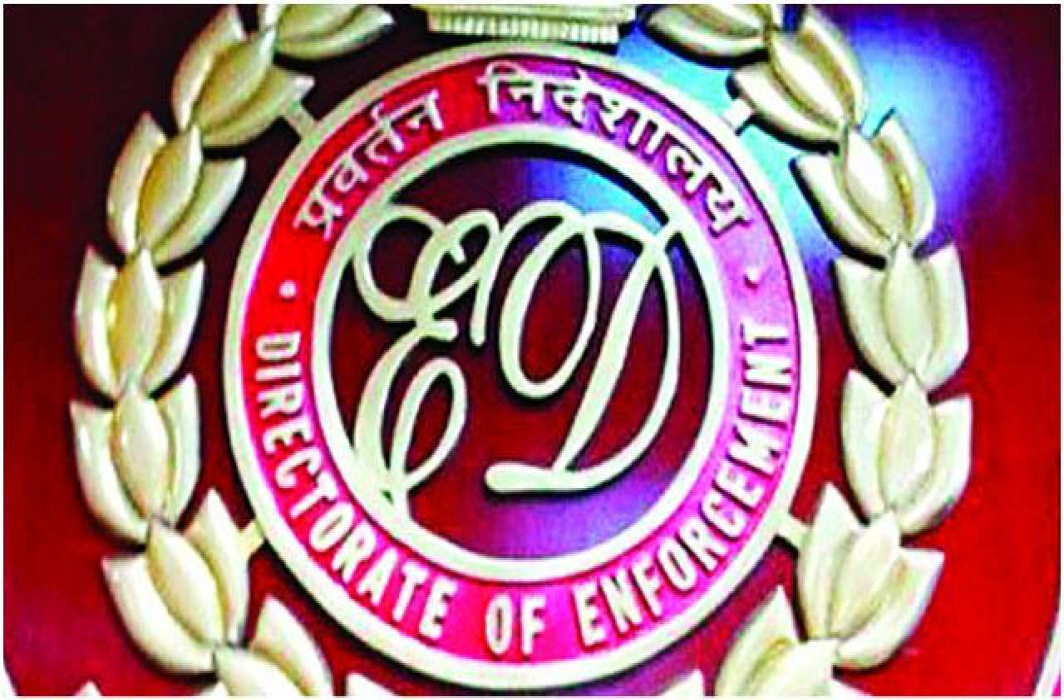 IRS officer SK Mishra appointed chief of Enforcement Directorate