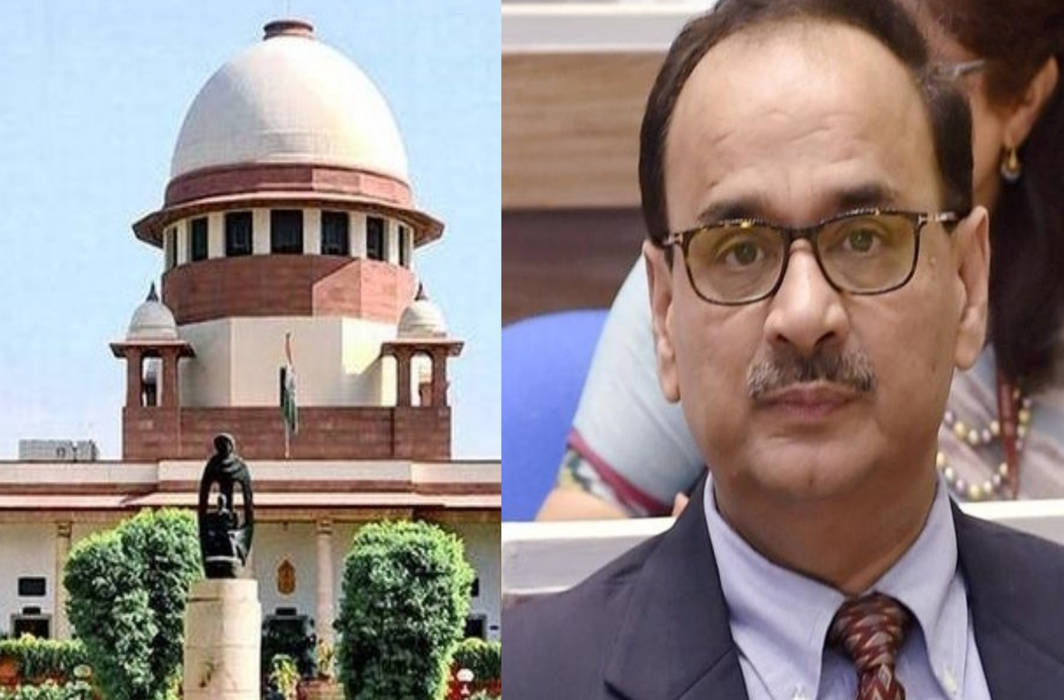 CVC submits inquiry report on Alok Verma to SC, hearing fixed for Friday