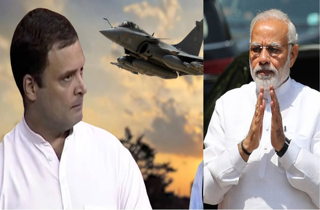 Will Rahul Gandhi apologize PM in Rafael Deal issue?