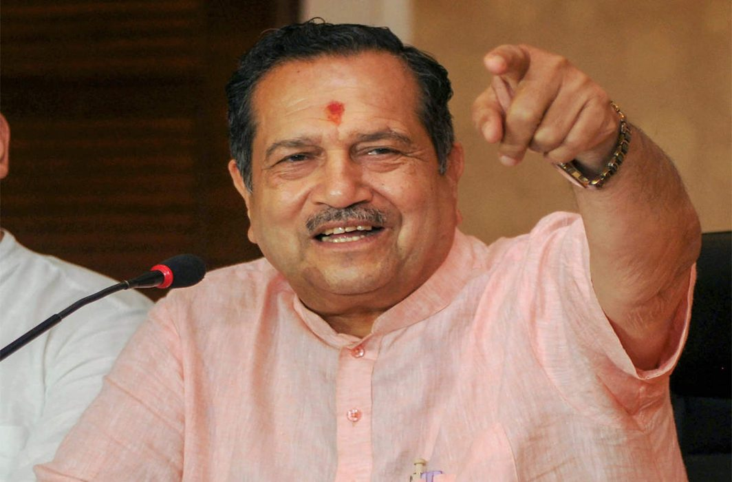 RSS leader Indresh Kumar attacks SC bench for delaying decision on Ayodhya title suit