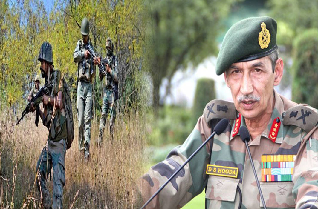 Surgical strike overhyped, bad to politicise military operations: General who oversaw operation