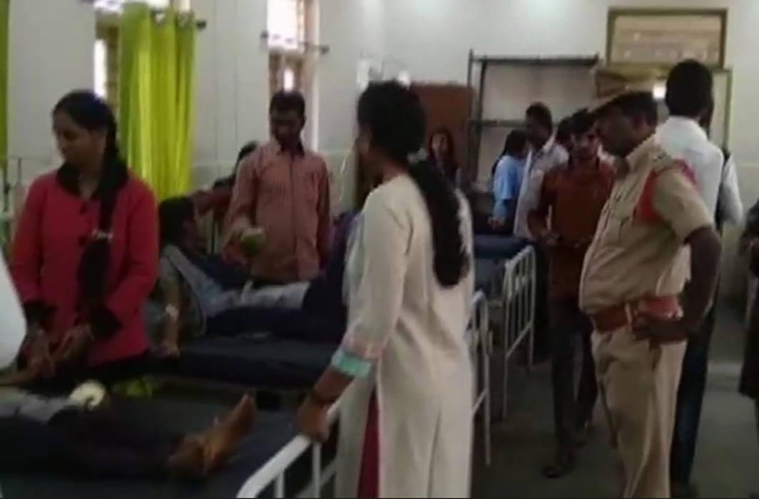 67 schoolgirls in Telangana hospitalised due to food poisoning