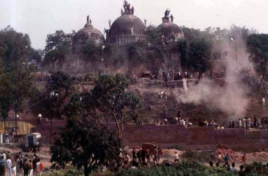 Five judge Constitution bench constituted to hear Ayodhya title suit from Jan 10