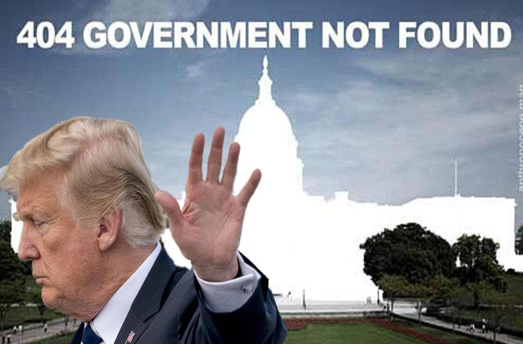US record breaking shut down leaves thousands of government employees unpaid