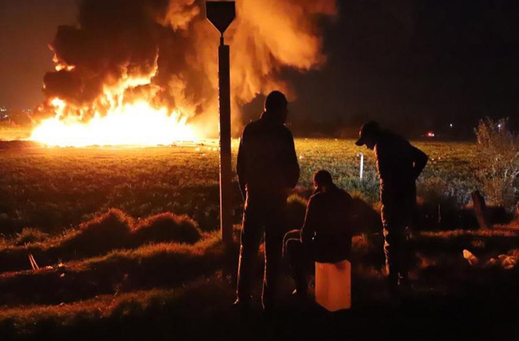 Mexico gasoline pipeline explosion kills 73 and dozens injured