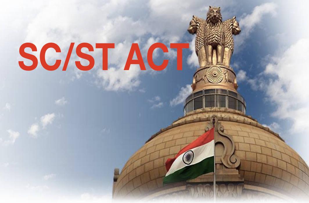 SC/ST Act