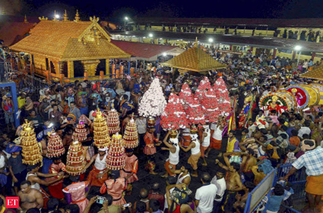 Sabarimala review petition