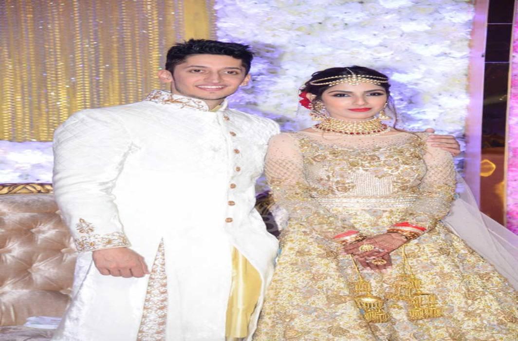 Bollywood celebs attend Azhar Morani and Tanya Seth's wedding: Salman Khan, Rekha, Juhi Chawla, Sonakshi Sinha