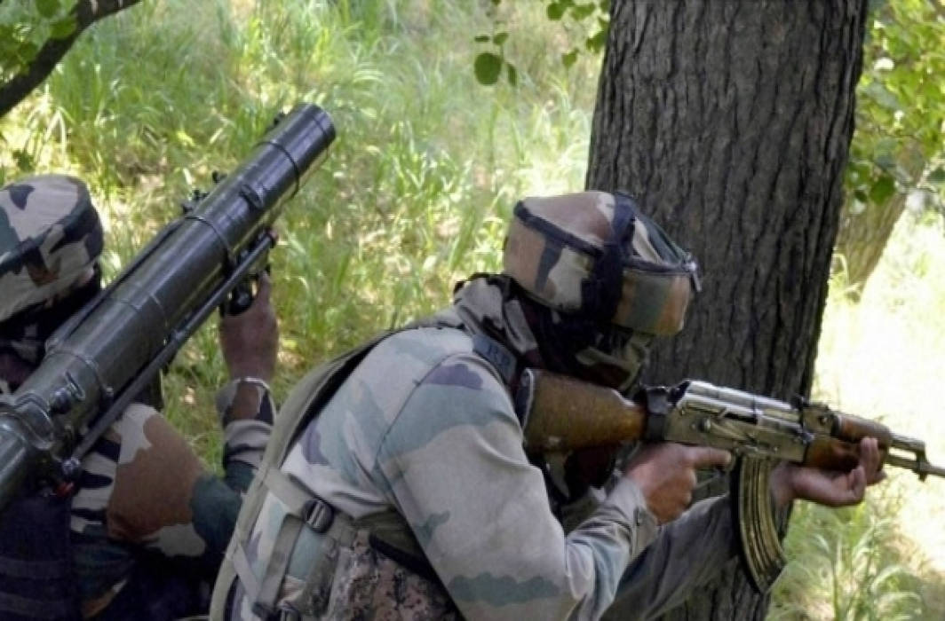 Two militants killed in encounter in J&K's Budgam