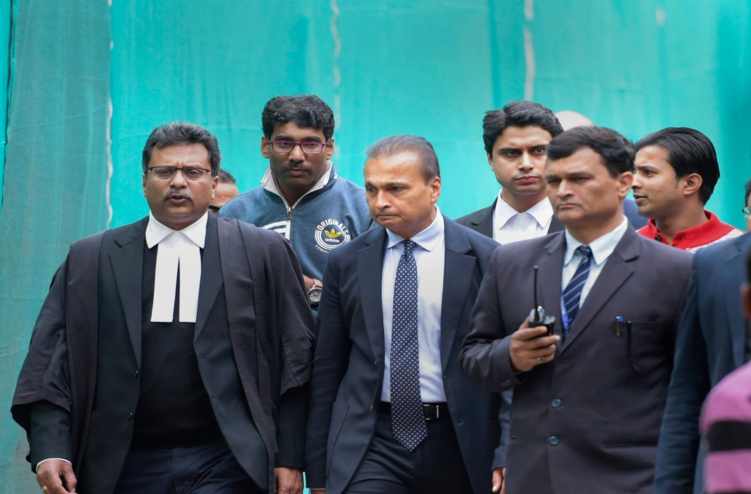 CJI Gogoi sacks two SC officials for changing order on contempt case against Anil Ambani