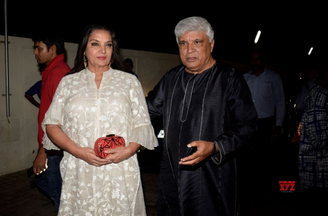After Pulwama attack Shabana Azmi and Javed Akhtar will not attend event in Pakistan