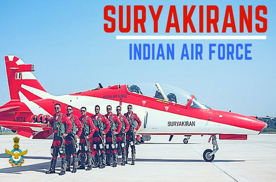 Two Surya Kiran aircrafts collides in mid-air in Bengaluru, 1 pilot dead