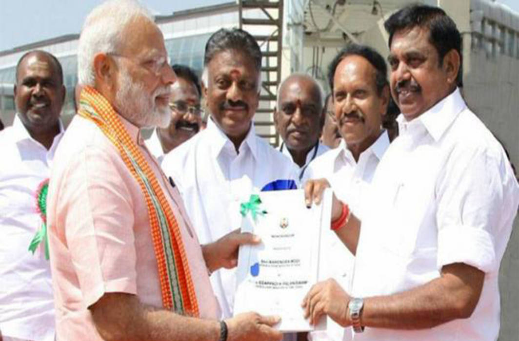 AIADMK-PMK alliance