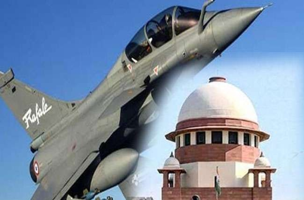 Rafale deal: Supreme Court agrees to hear petition to review its judgment, doesn't say when