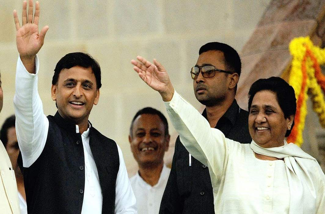 SP-BSP announce UP seat sharing without Congress; Mulayam Singh unhappy with tie-up
