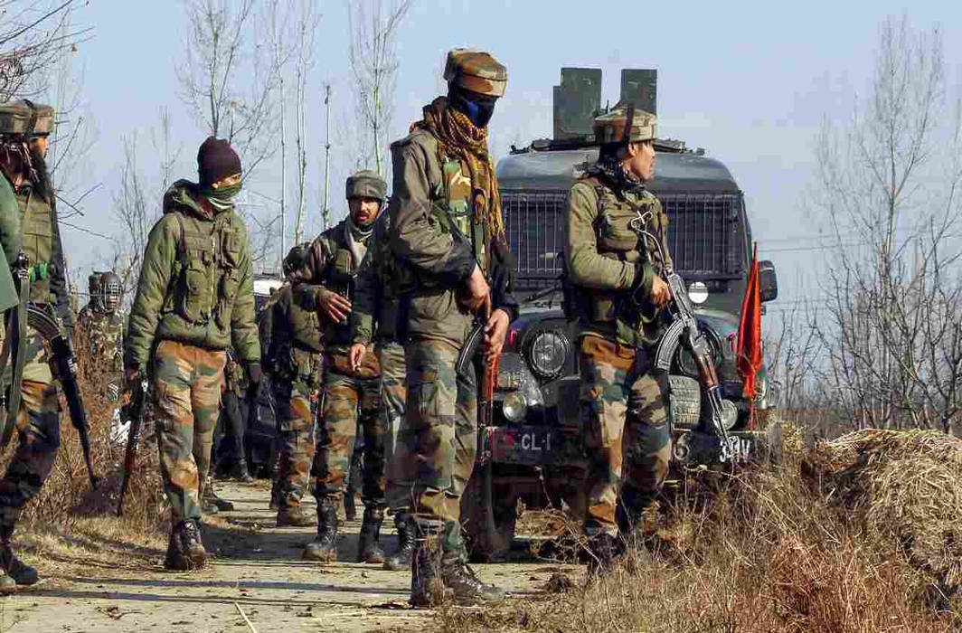 2 Jaish militants killed in encounter in J&K's Sopore
