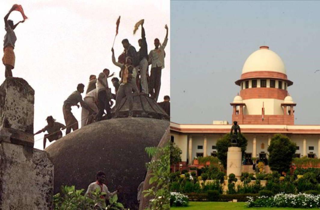 Image result for Muslim parties in Ayodhya land dispute case accused SC appointed mediation panel of leaking proceedings