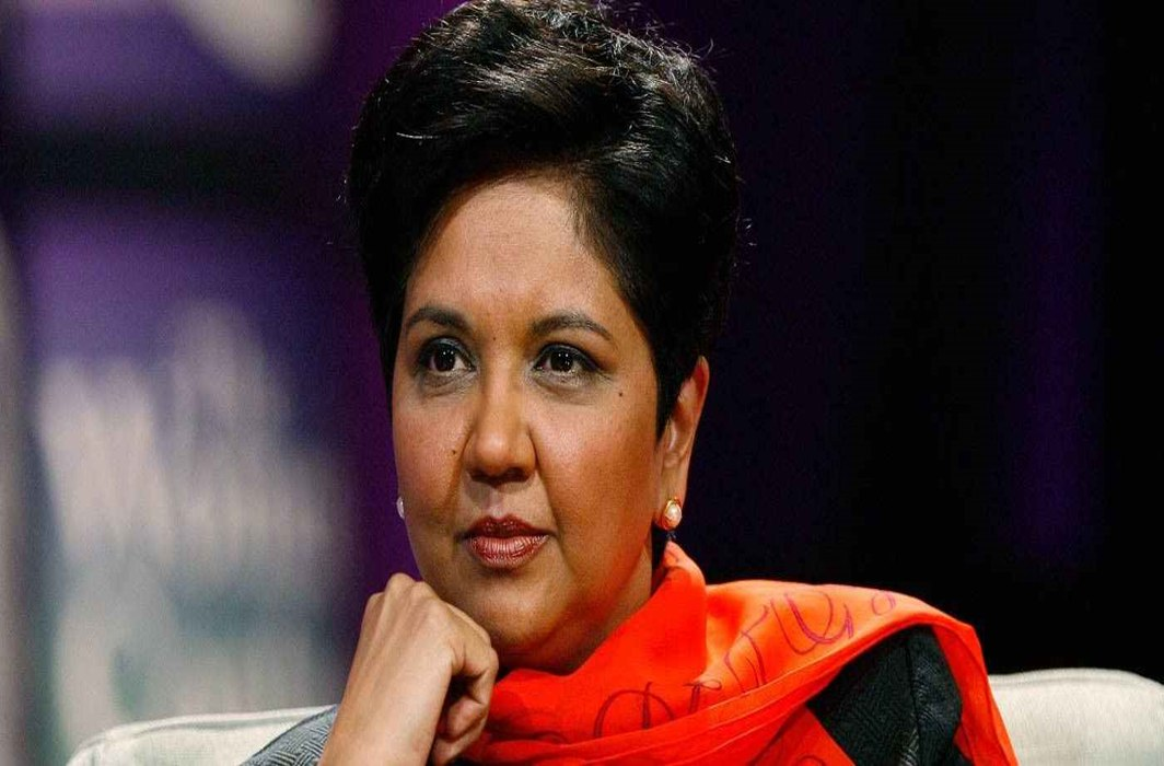 Former Pepsi CEO Indra Nooyi